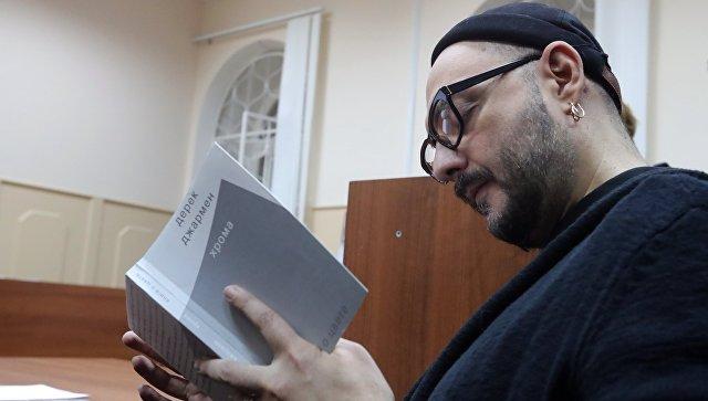 Серебренникова выдвинули наприз «Бенуа деладанс» забалет «Нуреев»