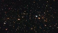 Скопление галактик ACT-CL J0102-4915, крупнейший объект Вселенной