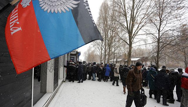 Рада приняла закон о реинтеграции Донбасса