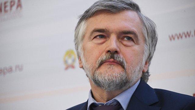 Заместитель председателя Внешэкономбанка Андрей Клепач. Архивное фото