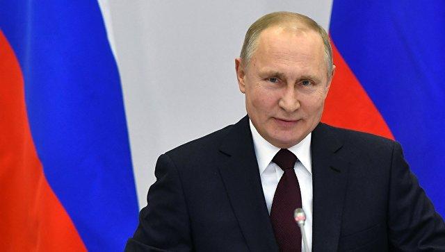 Путин посетил перинатальный центр вподмосковной Коломне