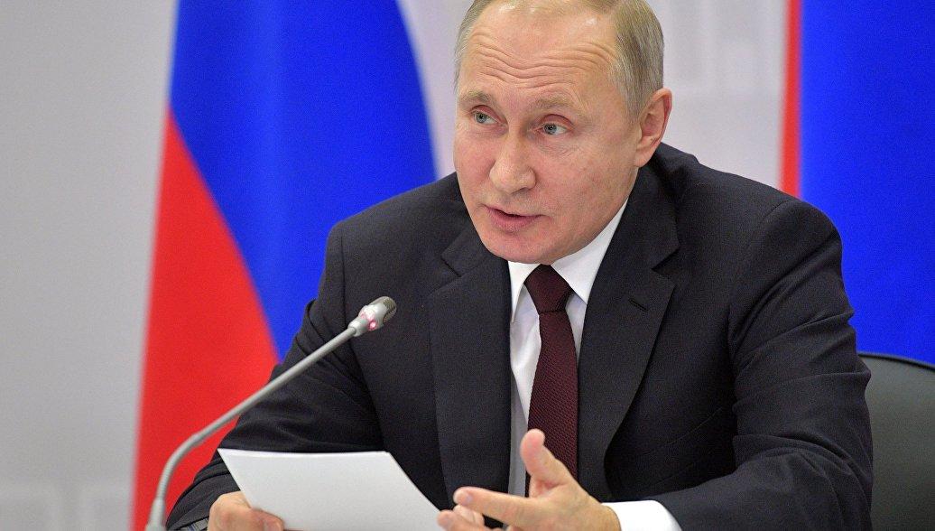 Штаб Путина готов передать подписи в ЦИК на следующей неделе