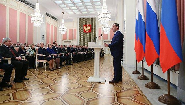 Медведев: роль интеллектуального труда в цифровую эпоху будет возрастать