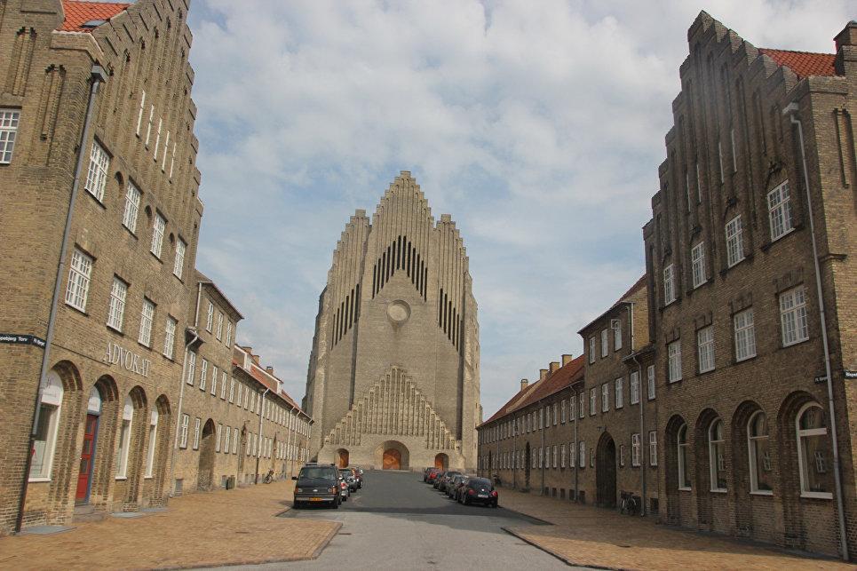 Церковь Грундтвига, Копенгаген