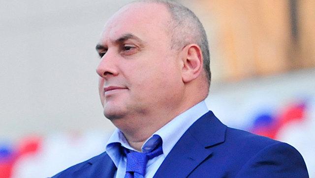 Мэр Махачкалы Муса Мусаев. Архивное фото