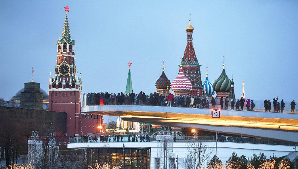 Россия поднялась в рейтинге лучших стран мира