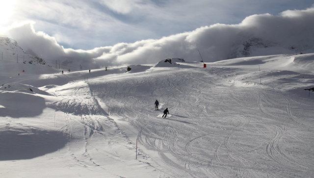 Курорт Церматт в Швейцарии закрыли из-за повышенной лавинной опасности