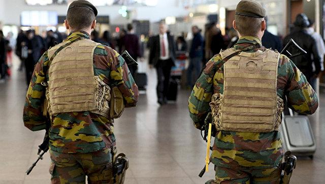 ВБельгии предложено снизить уровень террористической угрозы