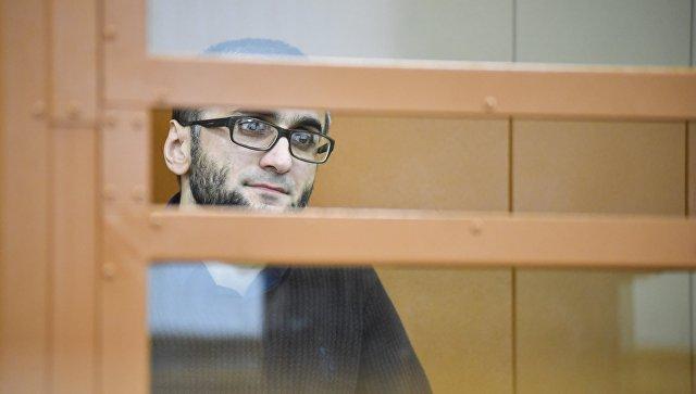 Рассмотрение уголовного дела Шамиля Нурмагомедова в Московском окружном военном суде. 22 января 2018