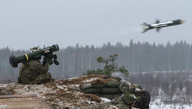 США одобрили реализацию Украине комплексов Javelin на $47 млн