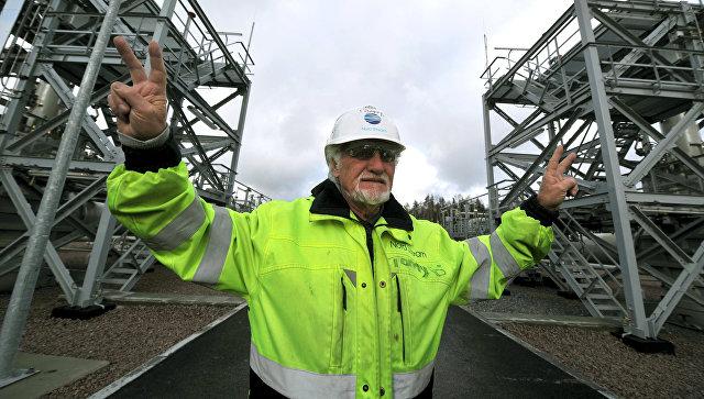 """""""Нафтогаз"""" похвалил планы экологов сорвать прокладку """"Северного потока — 2"""""""