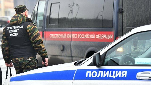 Сотрудник следственного комитета России. Архивное фото
