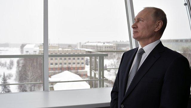 Путин дал старт работе установок погидроочистке нафты компании «Танеко»