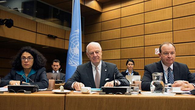 Лавров обсудил сдеМистурой подготовку к съезду сирийского нацдиалога вСочи