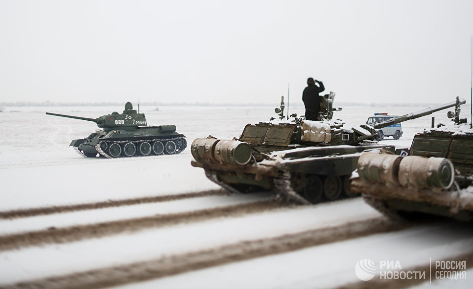Волгоград отметит 75-летие победы вСталинградской борьбе