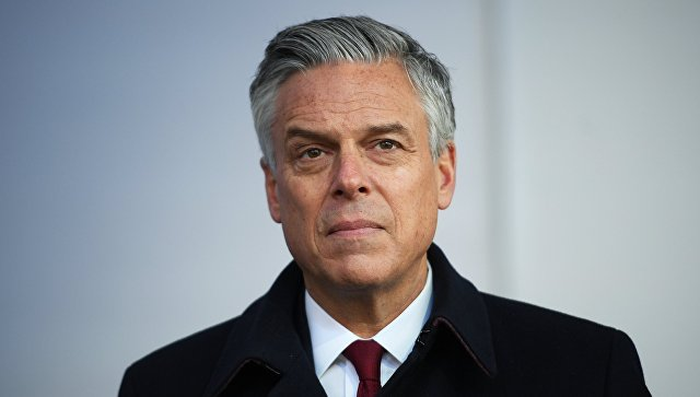 Нырнувший впрорубь посол США вРФ почувствовал себя частью «чего-то важного»