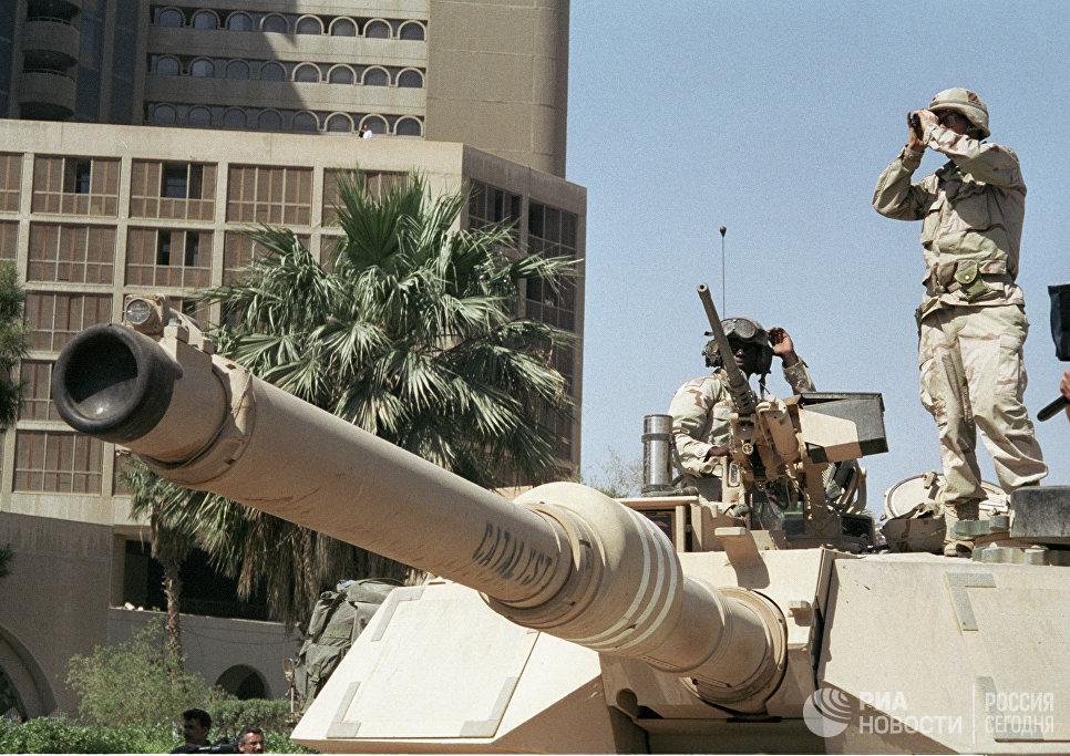Армия США готовится штурмовать города-миллионники