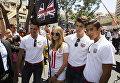 Грид-бойз на трассе Формулы-1 в Монако, 2015 год