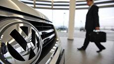 Автомобиль Volkswagen. Архивное фото