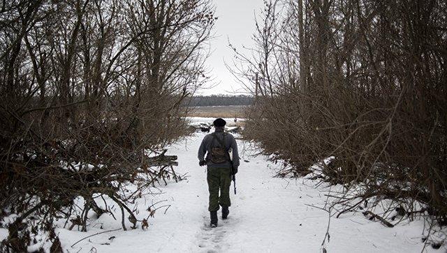 Силовики обстреляли два села на юге ДНР, заявили в республике