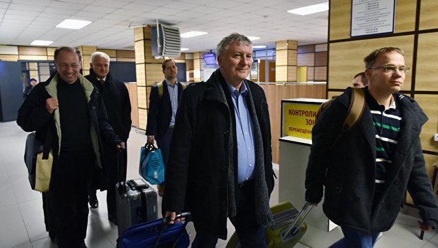 На Украине возбудили дело из-за поездки немецких депутатов в Крым