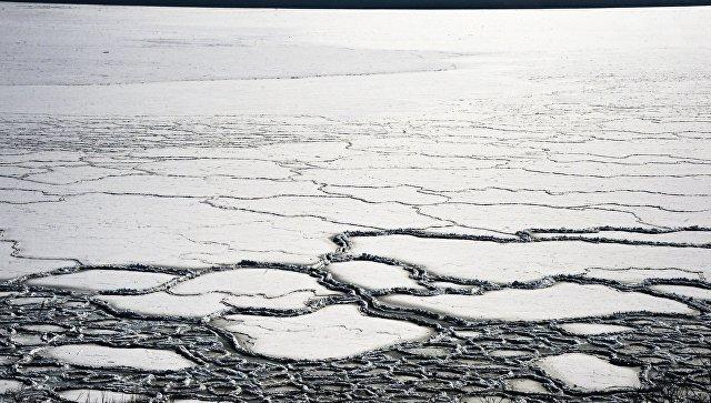 Льдины. Архивное фото