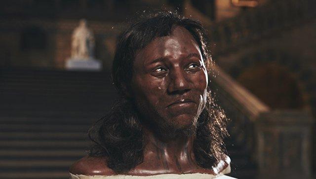Реконструкция лица первого жителя Британии из пещеры в ущелье Чеддар