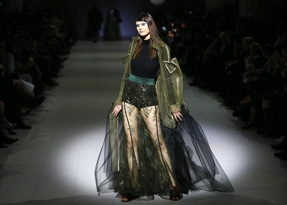 Показ коллекции Golets на Неделе моды в Киеве