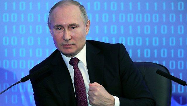 Путин пока не решил, когда обратится к Федеральному собранию, заявил Песков