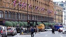 На улицах Лондона. Архивное фото