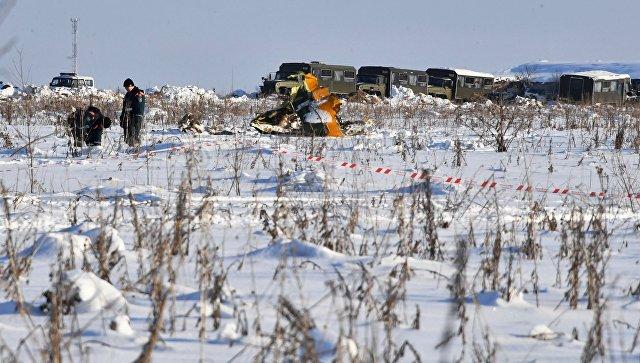 Экипаж Ан-148 столкнулся с раздвоением скорости, считают в МАК