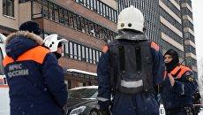 Взрыв в многоэтажном доме в Санкт-Петербурге