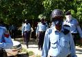Полицейские в Исламабаде