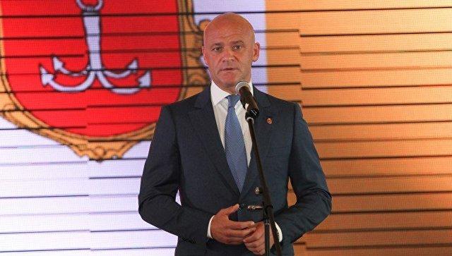 Городской голова Одессы Геннадий Труханов