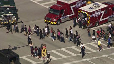 Стрельба в школе на юге Флориды. 14 февраля 2018 года