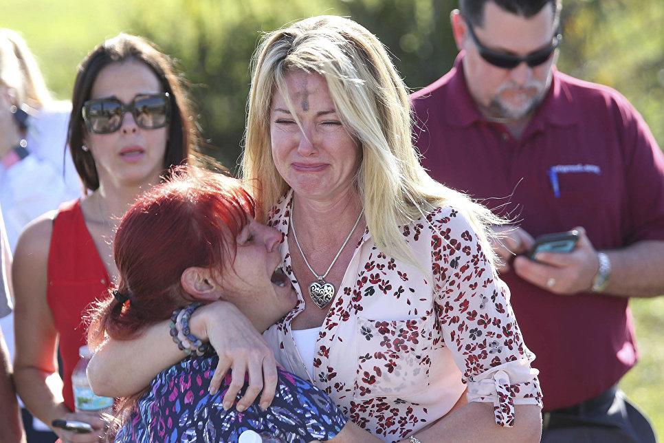 Стрельба в школе в городе Паркленд, штат Флорида. 14 февраля 2018 года