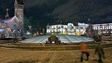 Минск, площадь Независимости. Архив