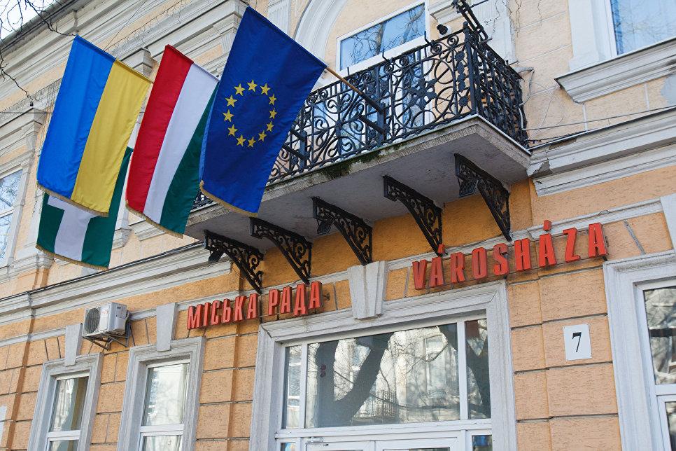 «Крымский сценарий» в Закарпатье
