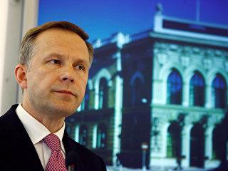 Глава Центробанка Латвии Илмар Римшевич. Архивное фото