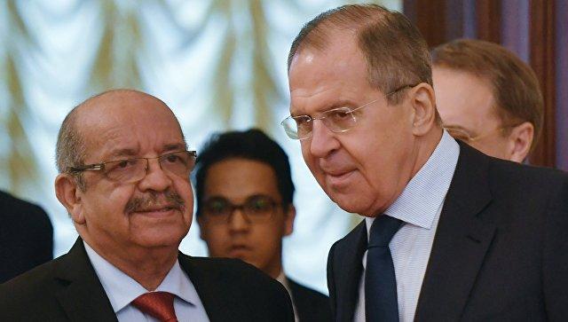 РФ и Алжир наладили сотрудничество по борьбе с терроризмом, заявил Лавров