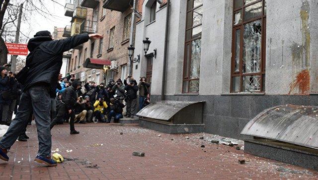 В Госдуме инициируют расследование связей властей Украины с неонацистами