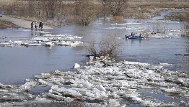 В Воронежской области в зоне паводка могут оказаться 3,2 тысячи человек