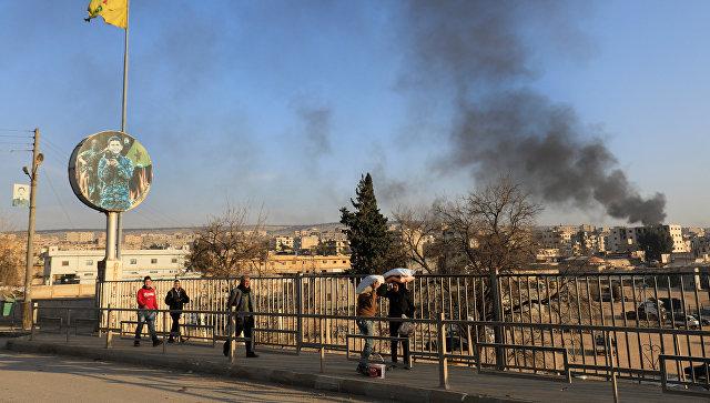 Курдские силы заявили о готовности соблюдать перемирие в Африне