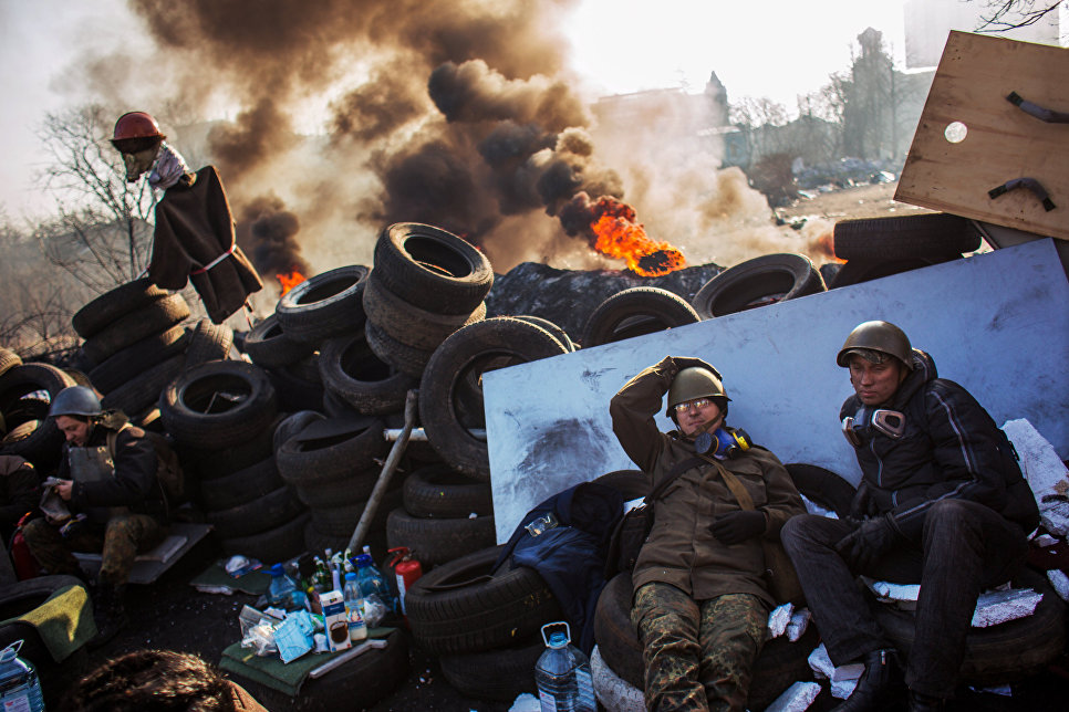 Кто создает на Украине «эскадроны смерти»