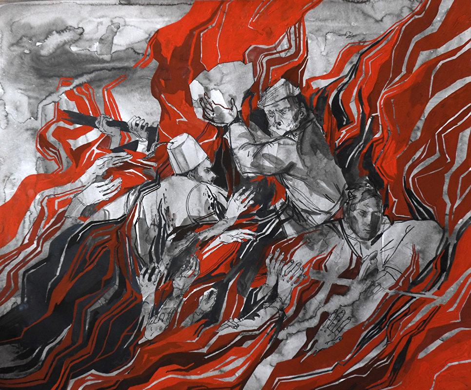 Битва при Шипке, Алексеева Софья