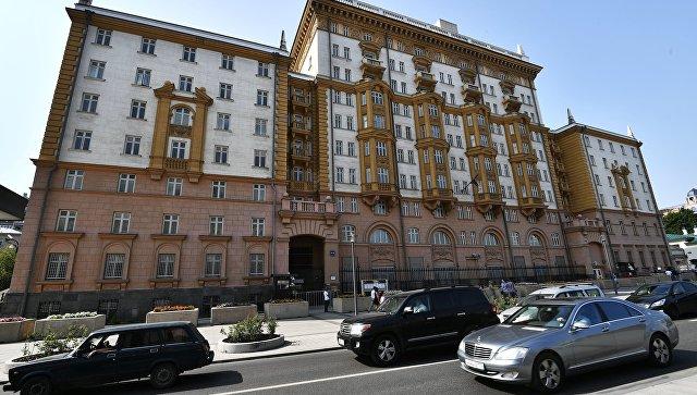 США могут потратить 100 млн долларов наремонт посольства в столице