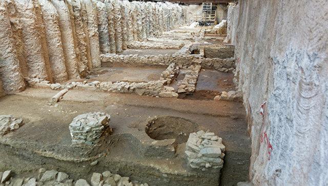 Под Салониками нашли древний город
