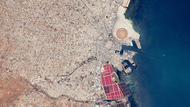 Порт Сфакс, Тунис. Архивное фото