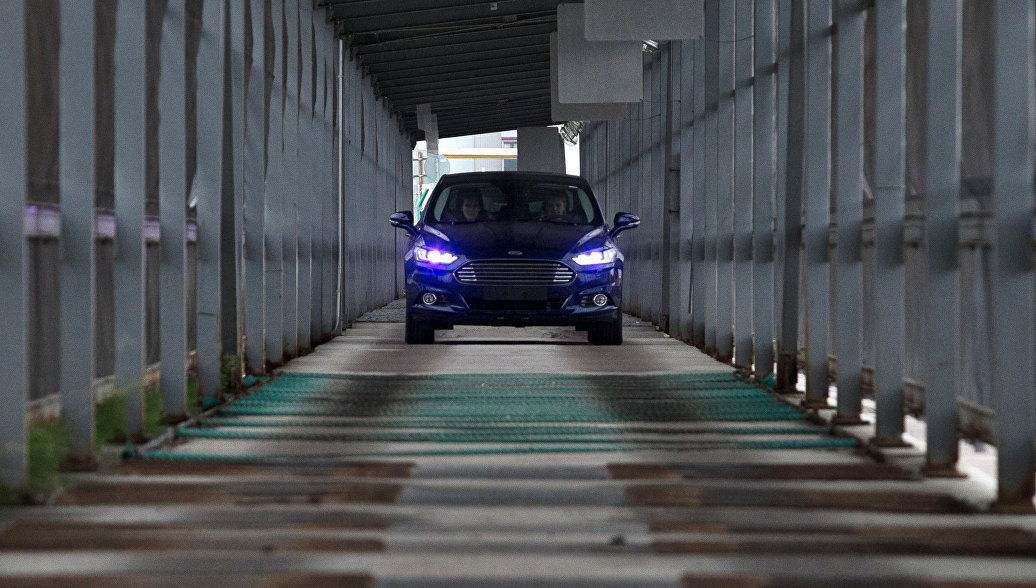 Акция автомобиль 2018 года