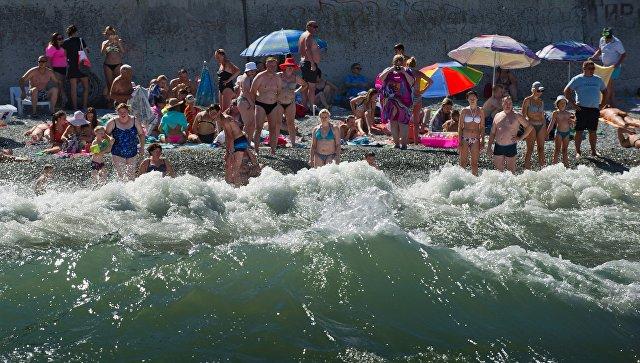 Купание вморе опасно для здоровья из-за бактерий всточных водах— Ученые